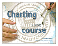 Charting a new Course Annual Report 2012