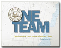 Lovell FHCC One Team 2013 Annual Report