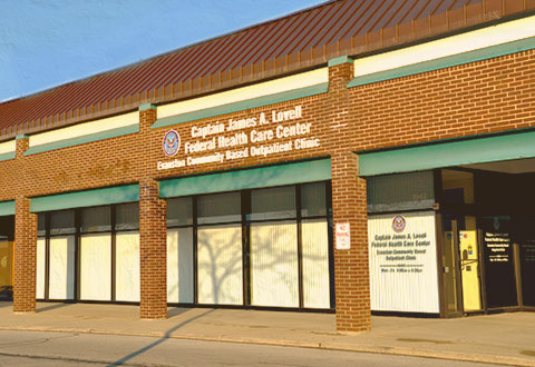 Evanston Community Based Outpatient Clinic
