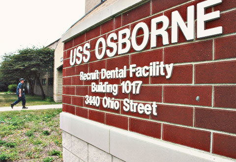 USS Osborne Dental Clinic