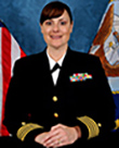 Captain Melissa Barnett, Associate Director Inpatient Services, Navy Nurse Executive